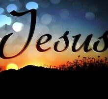 The Holy Name of Jesus by Art4ThGlryOfGod