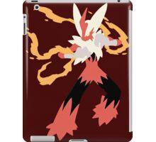 Mega Blaziken Case iPad Case/Skin