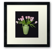 In the pink!!  #2  Framed Print