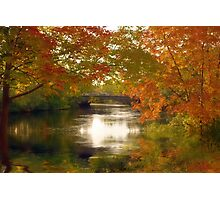 Fall Afternoon Photographic Print