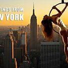 Greetings from New York by Carnisch