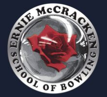 Kingpin - Ernie McCracken School of Bowling by Graham Lawrence