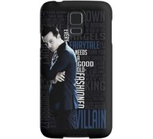 Jim Moriarty Samsung Galaxy Case/Skin