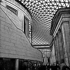 British Museum #3 by Sheila Laurens