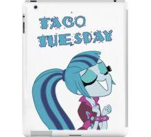Sonata Dusk - Taco Tuesday (Without Tacos) iPad Case/Skin