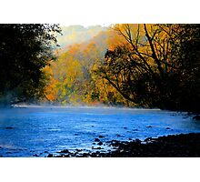 Once Upon An Ozark Morning Photographic Print