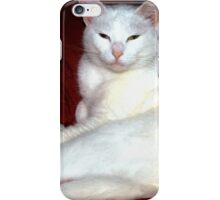 Ask nice and I might move over! iPhone Case/Skin