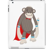 super sock iPad Case/Skin