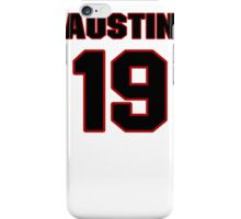 NFL Player Miles Austin nineteen 19 iPhone Case/Skin