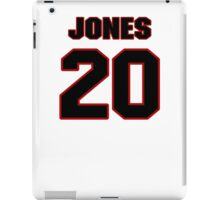 NFL Player Reshad Jones twenty 20 iPad Case/Skin