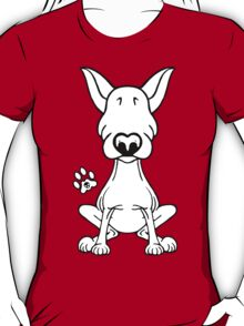 English Bull Terrier 1 T-Shirt