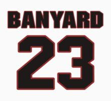 NFL Player Joe Banyard twentythree 23 by imsport
