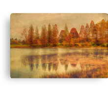 Lake Nevin Canvas Print