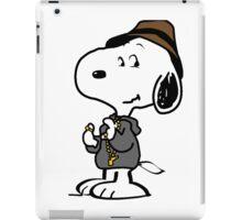 Snoopy YO iPad Case/Skin
