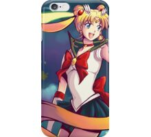 Pretty Soldier Sailor Moon iPhone Case/Skin