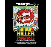 Attack Of The Killer Tomatoes Photographic Print