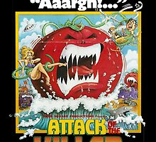 Attack Of The Killer Tomatoes by tomatosoups
