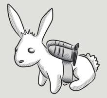 Rocket Bunny by Darthblueknight
