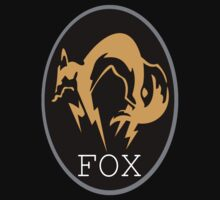 Fox Unit Logo Metal Gear Solid by semackj