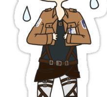 Bertholdt The Sweaty Titan Sticker