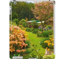 The Miracle Garden at King Parrot iPad Case/Skin