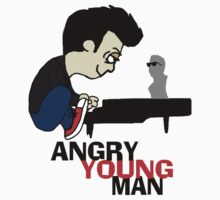 ANGRY YOUNG MAN Kids Clothes