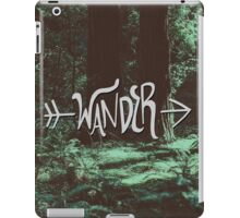 Wander iPad Case/Skin