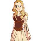 Lady of Rohan by taryndraws