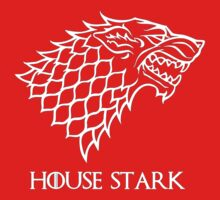 House of Stark sigil Kids Clothes