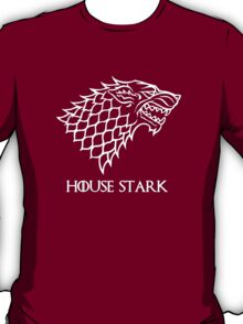 House of Stark sigil T-Shirt