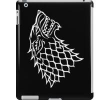 Stark Sigil  iPad Case/Skin
