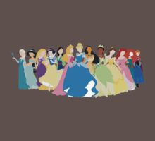 Princesses 2 Kids Clothes