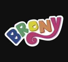 Brony Logo - Rainbow by graphix