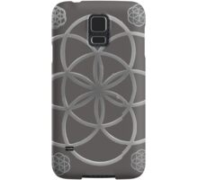 THE FLOWER OF LIFE Samsung Galaxy Case/Skin