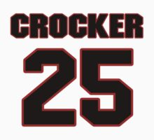 NFL Player Chris Crocker twentyfive 25 by imsport