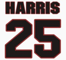 NFL Player Chris Harris twentyfive 25 by imsport