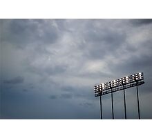 Great Day at the Game Photographic Print