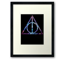 DH Galaxy 2.0 Framed Print