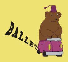 THE BALLET! Kids Clothes