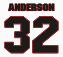 NFL Player Colt Anderson thirtytwo 32 by imsport