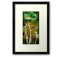 Mornington Peninsula Grasslands 7 Framed Print