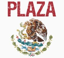 Plaza Surname Mexican Kids Clothes
