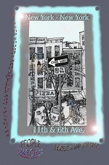 NYC - The fun of exploring Manhattan by James Lewis Hamilton