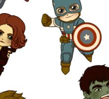 Avengers Sticker