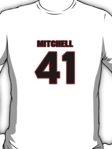 NFL Player Charles Mitchell fortyone 41 T-Shirt