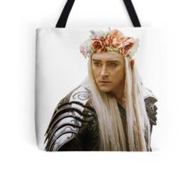 Flower Crown Thranduil Tote Bag