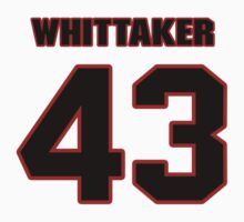 NFL Player Fozzy Whittaker fortythree 43 by imsport