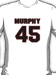 NFL Player Jerome Murphy fortyfive 45 T-Shirt