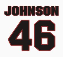 NFL Player Will Johnson fortysix 46 by imsport