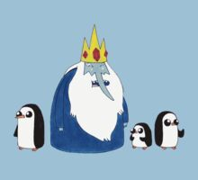 Ice King & his brood. by trumanpalmehn